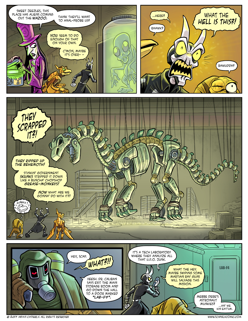 Giant Attack Monsters Mega-Battle! pg7