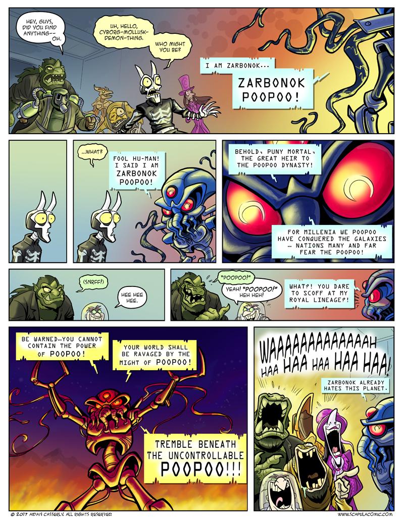 Giant Attack Monsters Mega-Battle! pg11