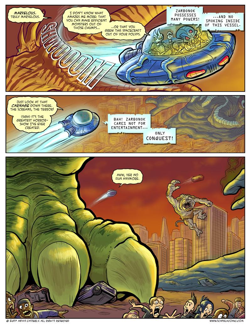 Giant Attack Monsters Mega-Battle! pg16