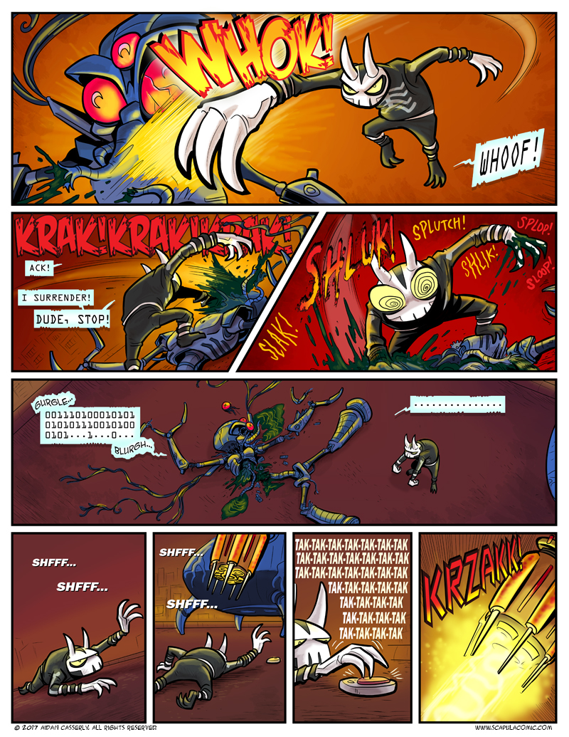 Giant Attack Monsters Mega-Battle! pg24