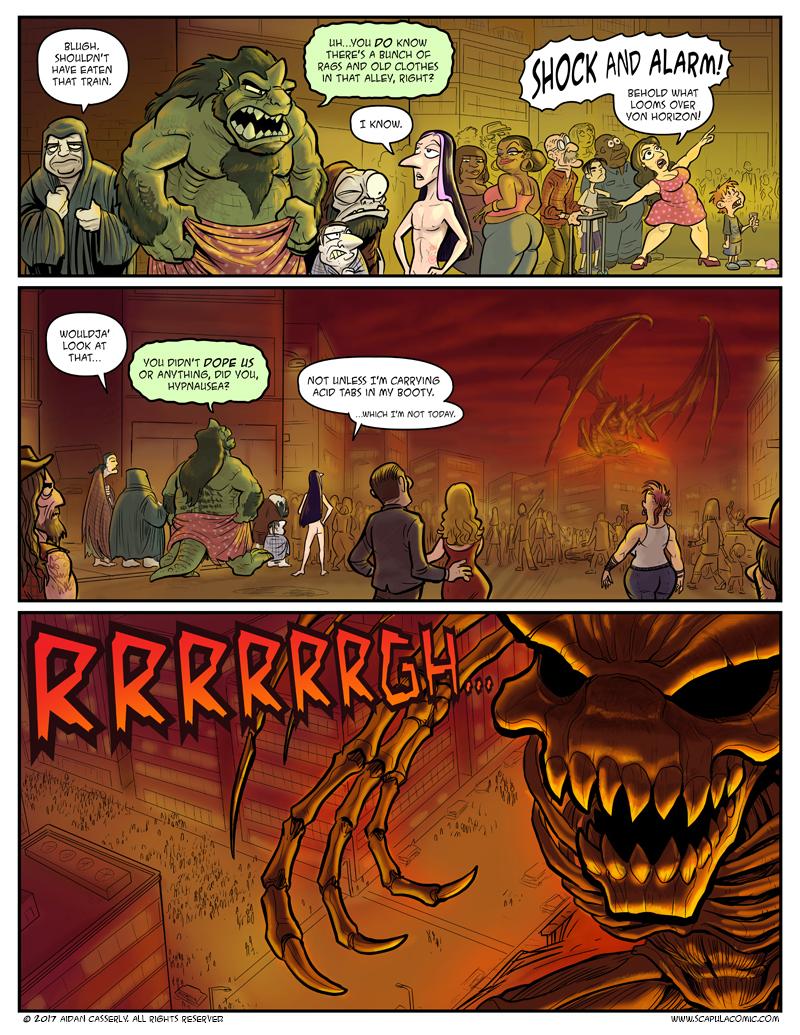 Giant Attack Monsters Mega-Battle! pg25