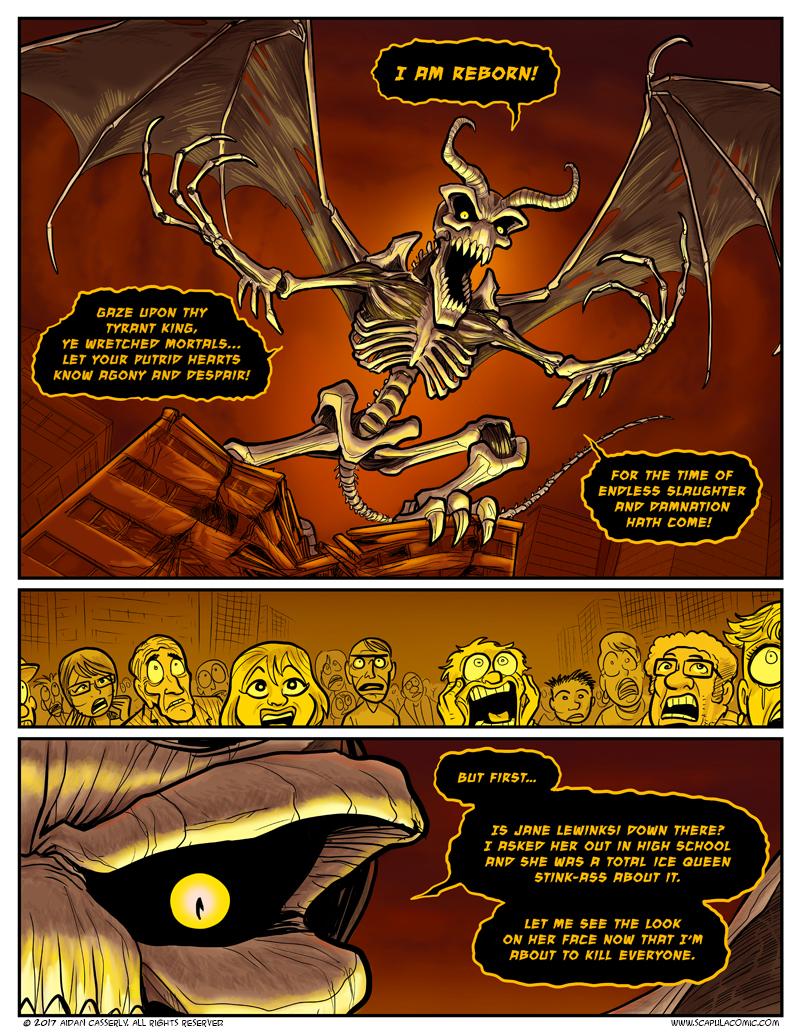 Giant Attack Monsters Mega-Battle! pg26