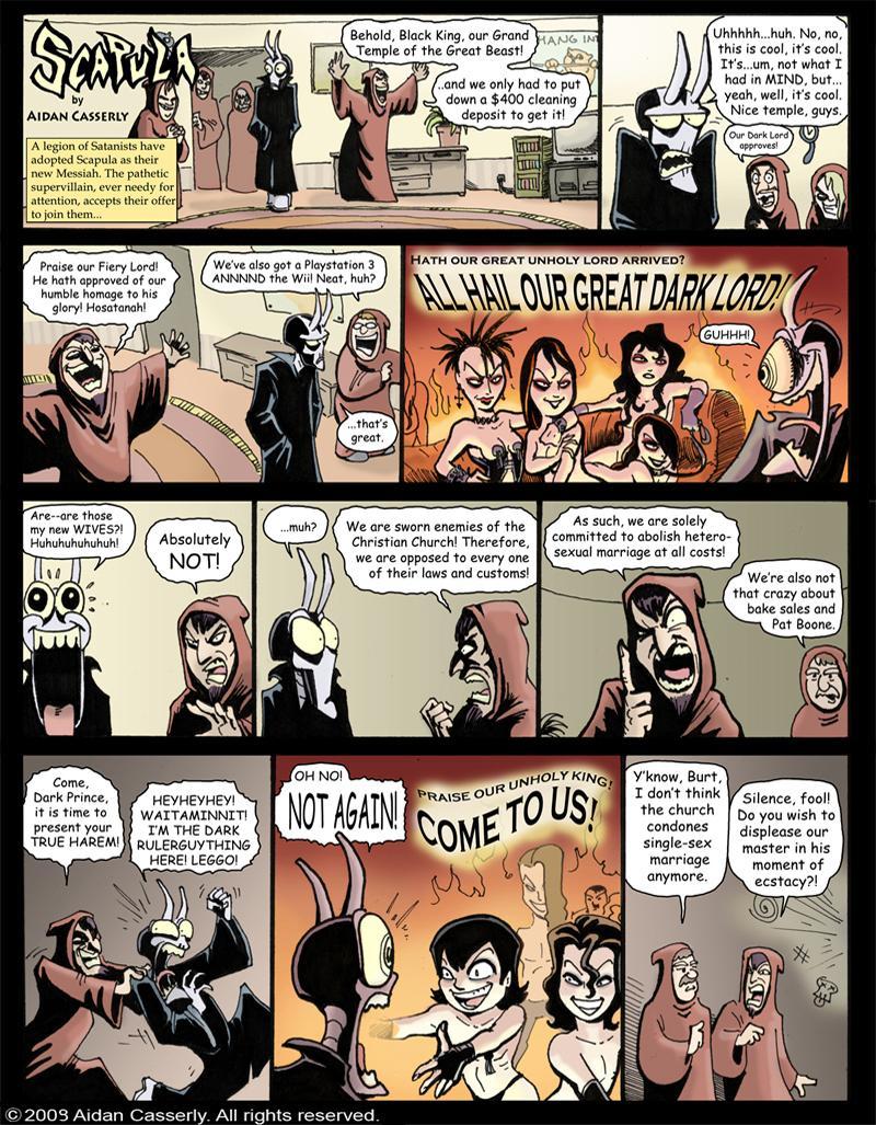 DEVIL MAY CARE pt.3