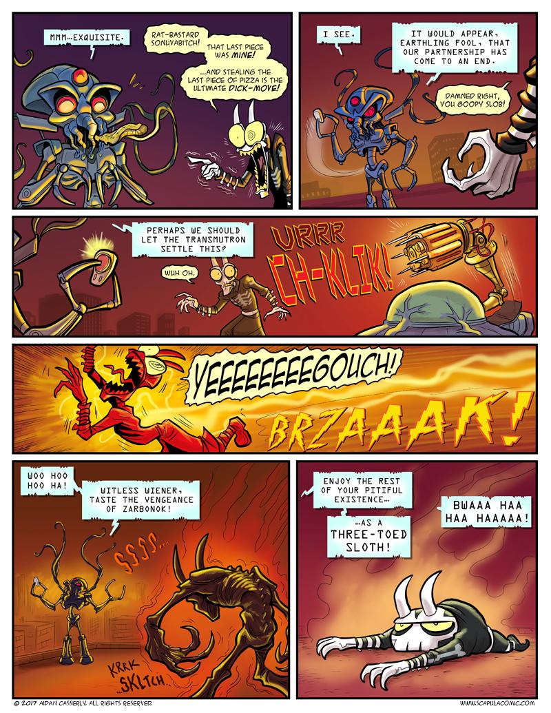 Giant Attack Monsters Mega-Battle! pg21