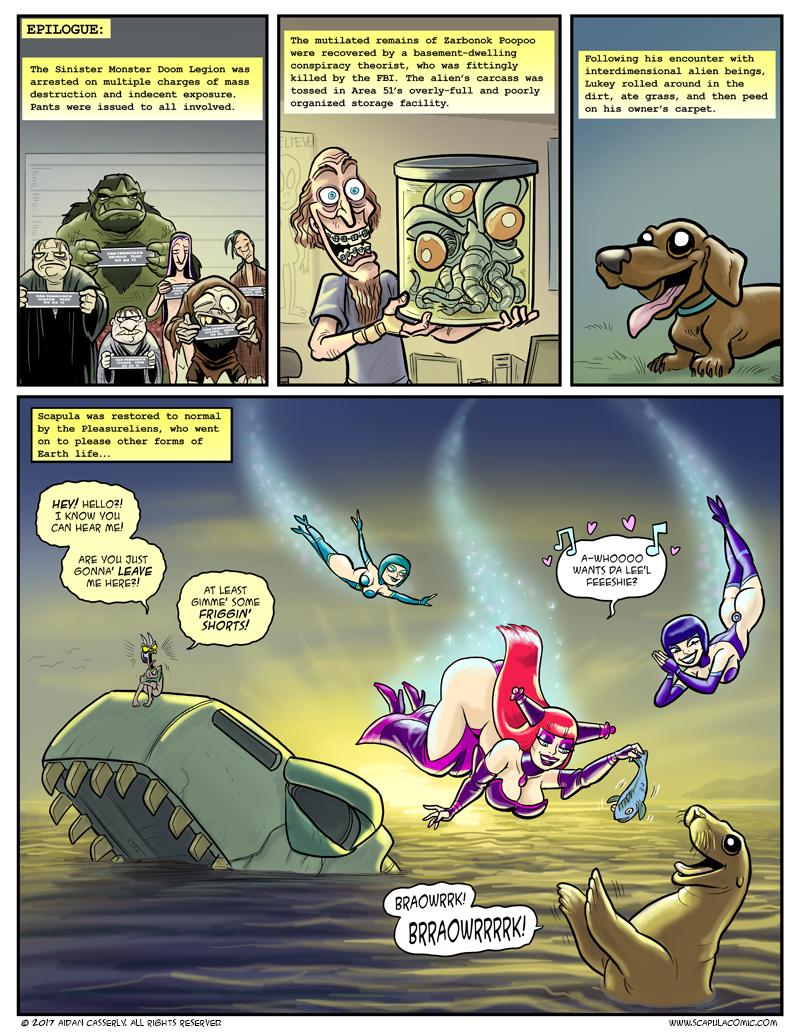 GIANT ATTACK MONSTERS MEGA-BATTLE! pg30