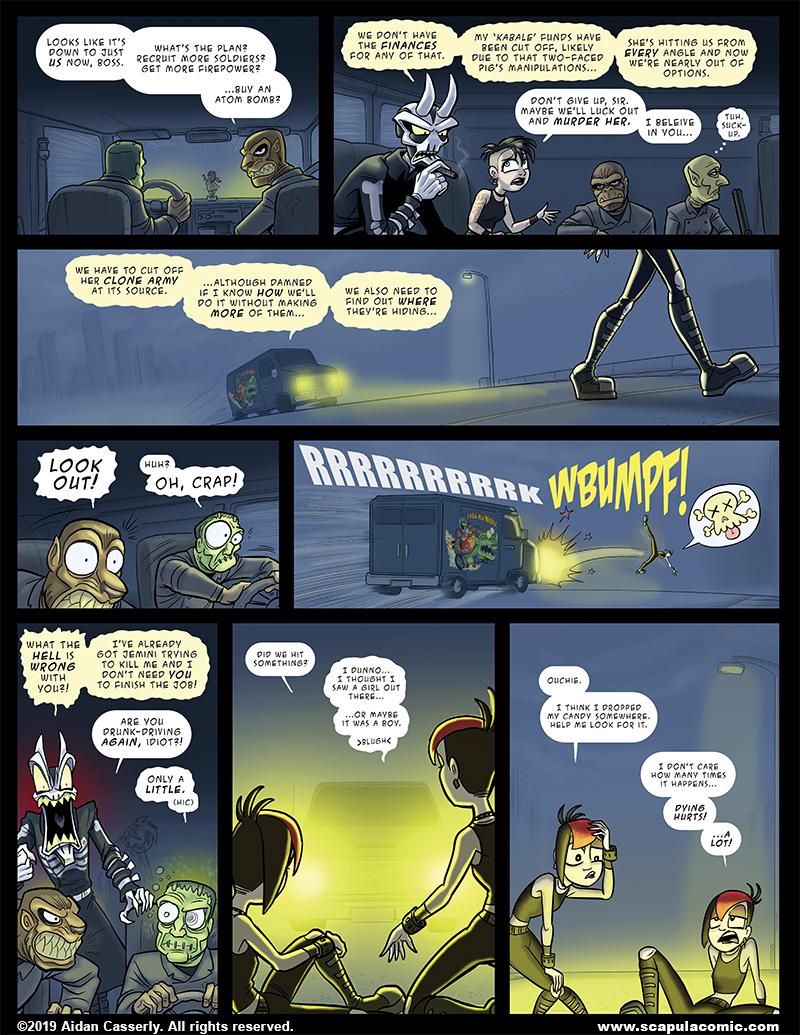 JEMINI'S COPYCAT COUNTERATTACK pg13