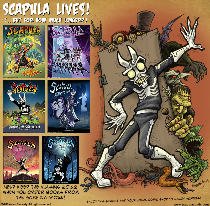 SCAPULA LIVES!